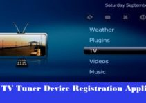 How to Remove or Fix Digital TV Tuner Device Registration Application Error