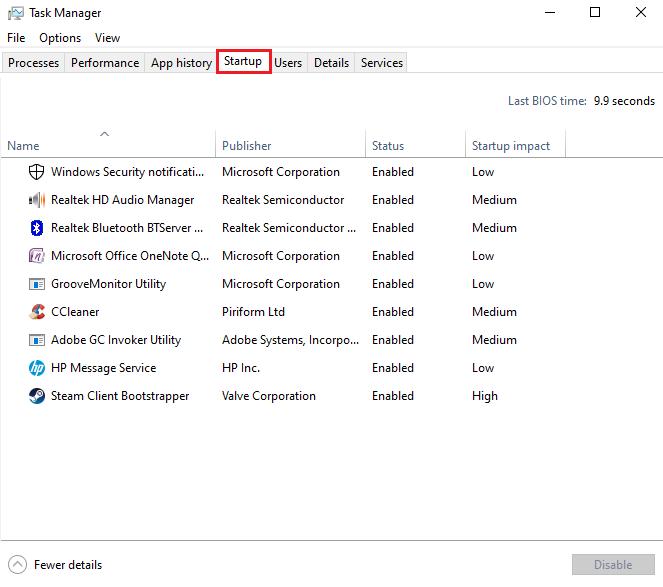 Fix WMI Provider Host High CPU usage