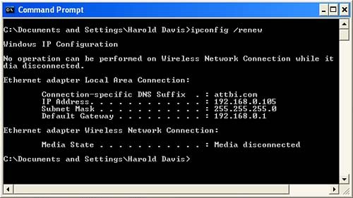 Find Your Router IP Address On Windows - 192.168.1.1