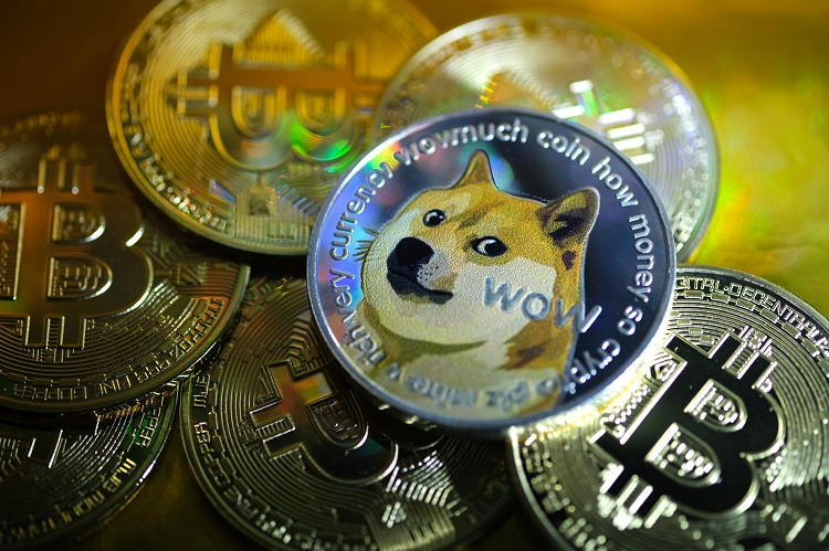 Dogecoin Capitalization and Exchange Rate
