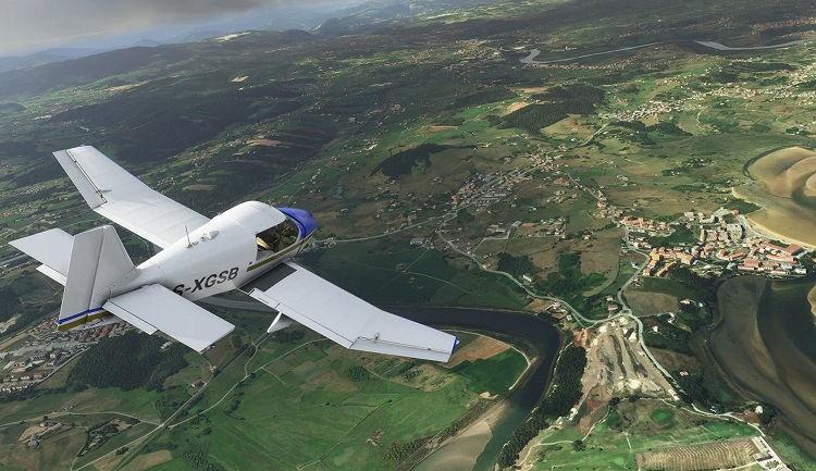 Microsoft Flight Simulator Adds Nordic Views In Latest Update
