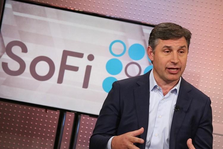 SoFi CEO says customers are warned on every crypto trade