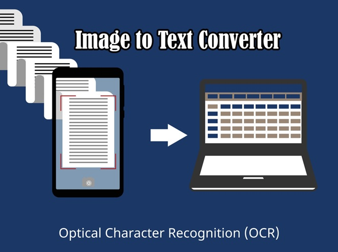 Tools to Extract Text From Images by Using OCR software